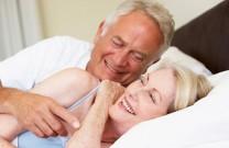 Quem disse que o sexo perde o seu encanto na terceira idade?