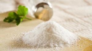 Consumo correto do sal